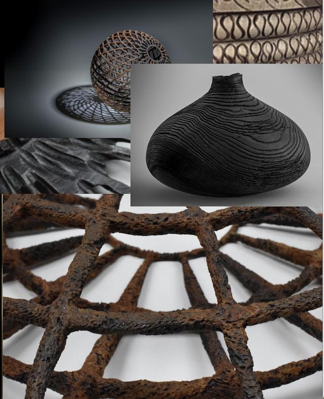IRD: Texturing & Piercing
